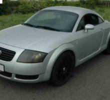 22.5.2018 Aukce automobilu Audi TT 1,8 QUATTRO. Vyvolávací cena 70.000 Kč.