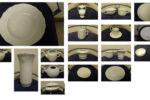 27.6.2018 Dražba různého nového porcelánové nádobí, nízké vyvol. ceny