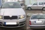 Do 9.7.2018 Prodej státního automobilu Škoda Fabia Combi, minimální kupní cena 46.091 Kč