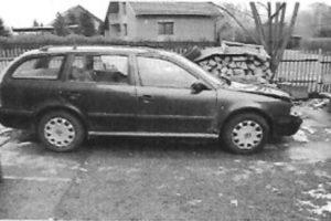 Do 21.5.2018 Výběrové řízení na prodej automobilu Škoda Octavia 1.9 TD, kombi. Prodej nejvyšší nabídce.