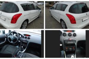 Do 25.6.2018 Aukce automobilu Peugeot 308 SW ACTIVE 1.6 HDI, r. 2014. Vyvolávací cena 140.000 Kč.