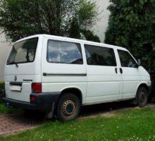 Do 2.7.2018 nabídka prodeje automobilu VW Transporter. Prodejní cena 20.800 Kč.