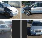 16.8.2018 Dražba automobilu Opel Zafira VAN 2.2 DTI 16V. Vyvolávací cena 12.500 Kč.