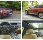 21.8.2018 Dražba automobilu BMW X5 3.0 SD. Vyvolávací cena 299.000 Kč.