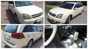 27.9.2018 Dražba automobilu Opel Vectra 1.9 CDTi. Vyvolávací cena 11.000 Kč.