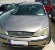 22.8.2018 Dražba automobilu Ford Mondeo/2SI/. Vyvolávací cena 300 Kč.
