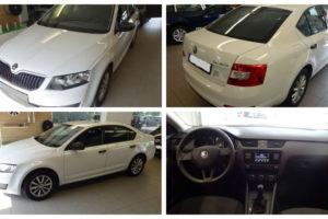 Do 19.7.2018  Aukce automobilu Škoda Octavia Lim. (5E3) 1.6 TDI DPF EU6, Active Green tec. Vyvolávací cena 295.000Kč