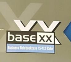 11.9.2018 Dražba brašny na notebook Base XX 15-17 – celkem 150 kusů. Vyvolávací cena 13.500 Kč.
