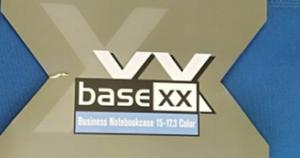 11.9.2018 Dražba brašny na notebook Base XX 15-17 - celkem 150 kusů. Vyvolávací cena 13.500 Kč.