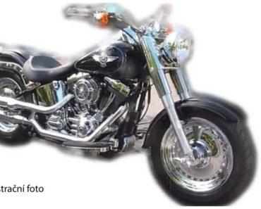 25.9.2018 Dražba motocyklu ITALJET MILLENNIUM 150. Vyvolávací cena 6.000 Kč.
