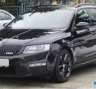 21.8.2018 Aukce automobilu Škoda Octavia Combi RS 2.0 TDi, vyvolávací cena 629.000 Kč.