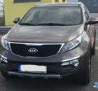 26.9.2018 Dražba automobilu Kia Sportage, Premium, vyvolávací cena 190.000 Kč.
