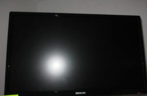 31.10.2018 Dražba televizoru Sencor. Vyvolávací cena 1.000 Kč.
