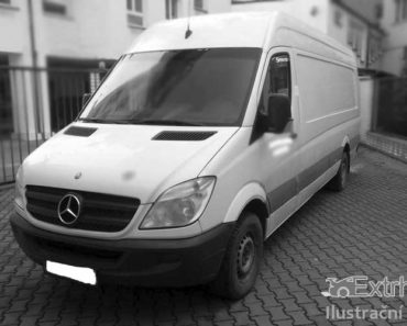 15.10.2018 Dražba automobilu Mercedes-Benz Sprinter. Vyvolávací cena 29.000 Kč, ID327933