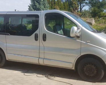 Do 31.12.2018 Výběrové řízení na prodej automobilu Renault Trafic. Min. kupní cena 179.311 Kč