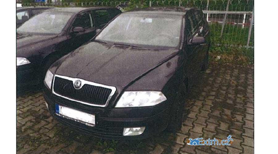 Dražby Aut - Škoda Octavia