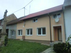 26.09.2018  Dražba domu. Tato nemovitost leží v okrese Kroměříž. Vyvolávací cena 187 000 Kč (ID: 275866)