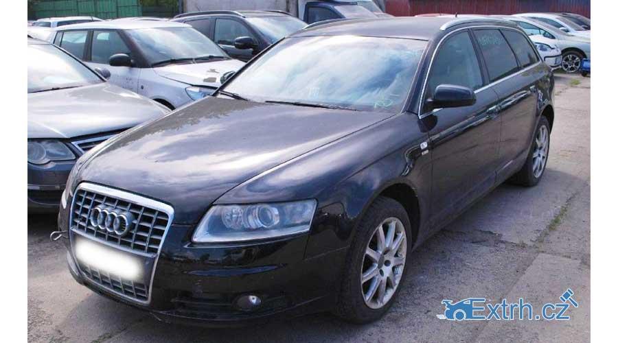 NEVYDRAŽENO – Audi A6 Avant. Vyvolávací cena 49.000 Kč