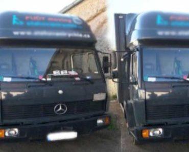 Do 19.11.2018 Výběrové řízení na prodej nákladního automobilu Mercedes-Benz 814. Min. kupní cena - prodej nejvyšší nabídce Kč, ID362144