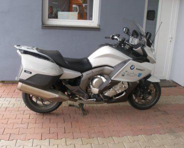 31.10.2018 Dražba motocyklu Motocykl BMW K1600GT, r.v. 2012. Vyvolávací cena 60.000 Kč, ID361428