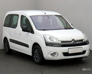 Soukromý prodej auta Citroën Berlingo rok 2012 - 180000 Kč, prodej i na splátky.