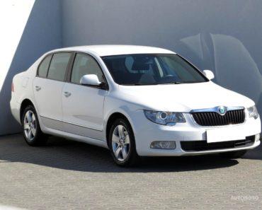 Soukromý prodej auta Škoda Superb rok 2010 - 175000 Kč, prodej i na splátky.