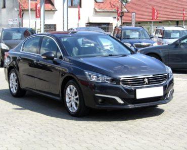 Soukromý prodej auta Peugeot 508 rok 2015 - 400000 Kč, prodej i na splátky.