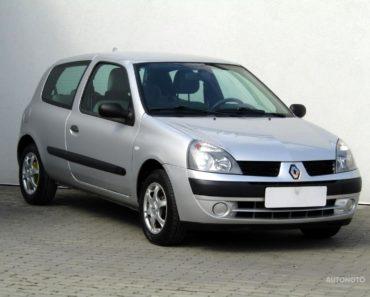 Soukromý prodej auta Renault Clio rok 2005 - 53000 Kč, prodej i na splátky.