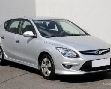 Soukromý prodej auta Hyundai i30 rok 2011 - 130000 Kč, prodej i na splátky.