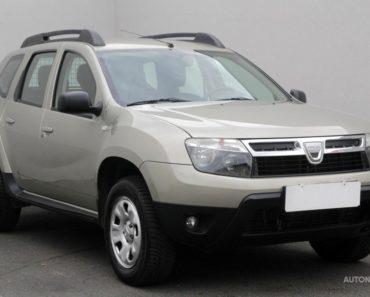Soukromý prodej auta Dacia Duster rok 2011 - 230000 Kč, prodej i na splátky.