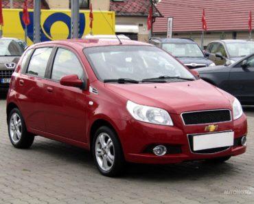 Soukromý prodej auta Chevrolet Aveo rok 2008 - 79000 Kč, prodej i na splátky.