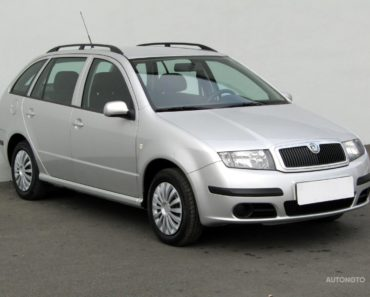 Soukromý prodej auta Škoda Fabia rok 2007 - 85000 Kč, prodej i na splátky.