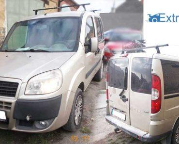 10.1.2019 Dražba automobilu Fiat Dobló cargo Combi. Vyvolávací cena 20.000 Kč, ID400471