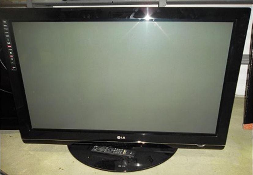 20.11.2018 Dražba TV zn. LG, včetně dálkového ovládání a napájecího kabelu. Vyvolávací cena 1.600 Kč.