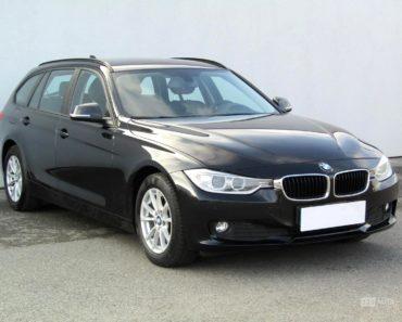 Soukromý prodej auta BMW Řada 3 rok 2013 - 310000 Kč, prodej i na splátky.