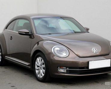 Soukromý prodej auta Volkswagen Beetle rok 2012 - 270000 Kč, prodej i na splátky.