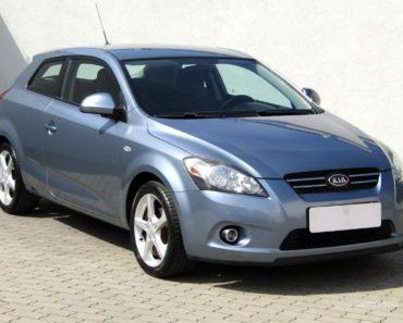 Soukromý prodej auta Kia Pro-Ceed rok 2007 - 108000 Kč, prodej i na splátky.