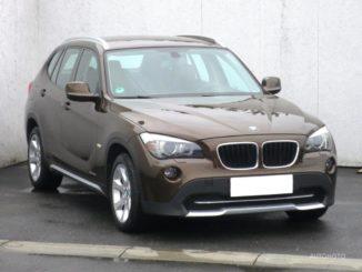 Soukromý prodej auta BMW X1 rok 2010 - 270000 Kč, prodej i na splátky.