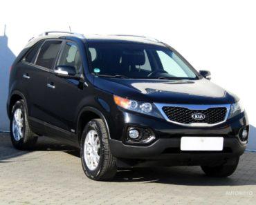 Soukromý prodej auta Kia Sorento rok 2010 - 260000 Kč, prodej i na splátky.