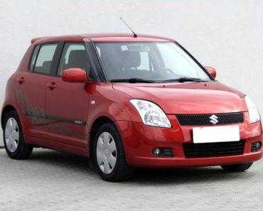 Soukromý prodej auta Suzuki Swift rok 2006 - 73000 Kč, prodej i na splátky.