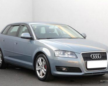 Soukromý prodej auta Audi A3 rok 2009 - 190000 Kč, prodej i na splátky.