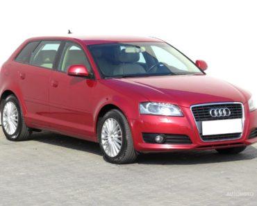 Soukromý prodej auta Audi A3 rok 2008 - 210000 Kč, prodej i na splátky.
