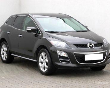 Soukromý prodej auta Mazda CX-7 rok 2011 - 280000 Kč, prodej i na splátky.