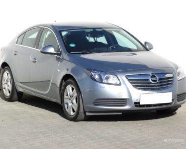 Soukromý prodej auta Opel Insignia rok 2009 - 200000 Kč, prodej i na splátky.