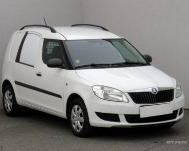Soukromý prodej auta Škoda Praktik rok 2014 - 139000 Kč, prodej i na splátky.