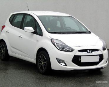 Soukromý prodej auta Hyundai ix20 rok 2012 - 200000 Kč, prodej i na splátky.