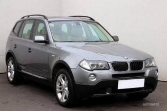 Soukromý prodej auta BMW X3 rok 2008 - 245000 Kč, prodej i na splátky.