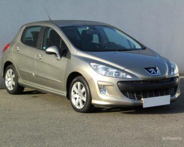 Soukromý prodej auta Peugeot 308 rok 2010 - 165000 Kč, prodej i na splátky.