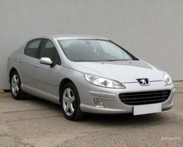 Soukromý prodej auta Peugeot 407 rok 2007 - 99000 Kč, prodej i na splátky.