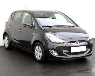Soukromý prodej auta Hyundai ix20 rok 2010 - 155000 Kč, prodej i na splátky.